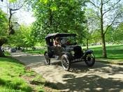 Christchurch Park Car run