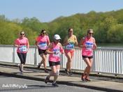 Alton Water 10k run today.