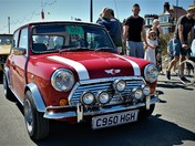 Felixstowe Classic Car and Motorcycle Meet May 2018