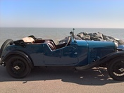felixstowe classic car and motorcycle event