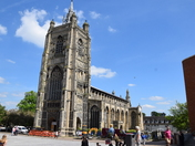 My visit to Norwich on Wednesday