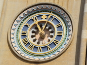 Cathedral Clock