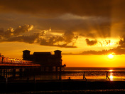 Landscapes of Weston super Mare