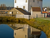 Weekly Challenge - Made of Wood - Woodbridge Tide mill