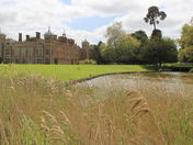 Blickling Hall and Lake