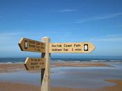 Norfolk Paths: Which Way