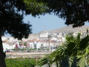 A little town in Spain