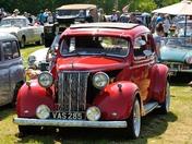 The Goat Inn, Skeyton, Norfolk. Car Rally.