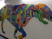 Art in King George Hospital