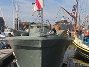 Torpedo ship Dunkirk little ships ipswich