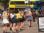 FSTVL-goers brighten up Upminster