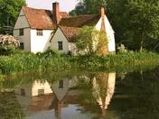 Willy lotts Cottage Flatford