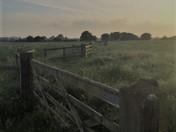 Gateway to Cranham Marsh