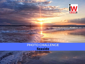 📸 PHOTO CHALLENGE: Seaside 📸