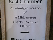 London History Day: A Midsummer's Night Dream