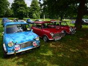 Strumpshaw Steam Museum Classic Car Event