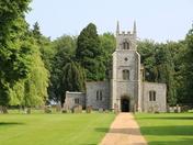 Houghton church