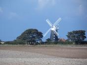 Burnham Overy Staithe mill