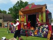Barking Folk Festival - Mr Alexander's Travelling Show