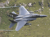 F15s  Low level training
