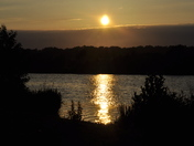 Sunset at Whitlingham