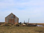 Norfolk Landmarks - Thornham Coal Barn