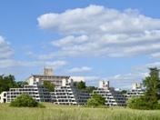 Ziggurats at the UEA