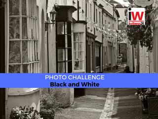 📸 PHOTO CHALLENGE 📸 Black and White