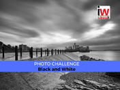 📸 PHOTO CHALLENGE 📸 Black and White