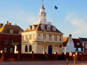 Norfolks landmark..Customs house