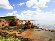 Ladram Bay Photo