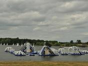 Construction of Aqua Park Begins