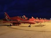 Red Arrows  - Norwich