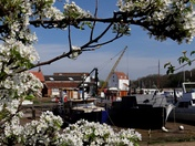 Tide Mill Woodbridge. Suffolk scenes.