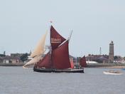 Barge Race