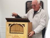 Cylinder Barrel Organ
