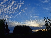 Interesting Clouds in Suffolk