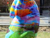 Harleston's star-studded GoGo hare unveiled