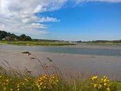 Martlesham creek Suffolk