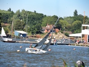 Sailing Oulton Broad