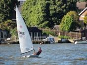 Sailing Oulton Broad
