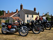 The 9th Friston Classics on the Green - 05/07/2018