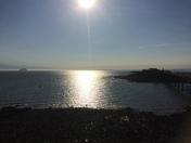 Sun, sea and sky
