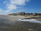 Southwold in the sunshine