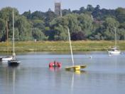 Calms Waters at Woodbridge