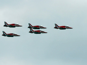 100 Years of the RAF Flypast