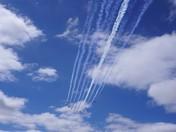 RAF100 Flypast