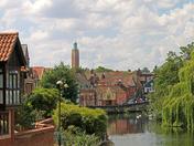 Our fine city