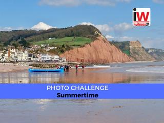 📸 PHOTO CHALLENGE: Summertime 📸