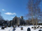 Tasburgh Church